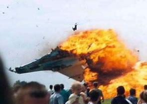 Аварии на воздушном транспорте Аварии на водном транспорте